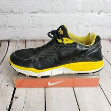 buy popular 95ab3 d5740 Awesome Rare Nike LiveStrong Free Athletic Sneakers Mens Size 10 EU 44 Shoes