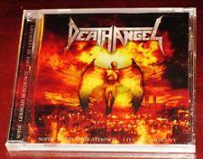 Death Angel: Sonic German Beatdown CD 2009 Nuclear Blast Records USA 2332-2 NEW
