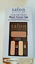 Salon On 5th Ave NYC Color Trio Root Cover Up LIGHT BLONDE Shades 5.5g NEW