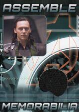Avengers Assemble AS-6 Loki Memorabilia Relic Card