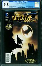 Detective Comics #27 Special Edition CGC 9.8 2020540001