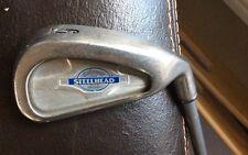 RH Callaway Steel Head X-14 6 iron Regular Graphite