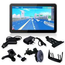 7 Inch Portable Vehicle GPS Navigation Systems SAT Nav Navigator Free Maps 8GB