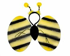 Childs Kids Bumble Bee Fancy Dress Costume Accessory Set P9563