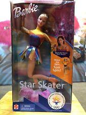 Star Skater Barbie. Michelle Kwan. Olympic Winter Games SaltLake 2002.