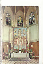 St. Patrick's Church  Main Altar   Washington D.C.  Chrome Postcard 397