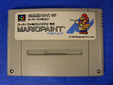 Mario Paint (Nintendo Super Famicom SNES SFC, 1992) Japan