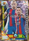 Barcelona (DUOS IMPARABLES, nº 435) Adrenalyn XL, Liga Santander 2016 - 17