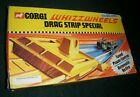 Corgi Whizzwheels Drag Strip Special for 1/36 car not Rockets. Track set. No car