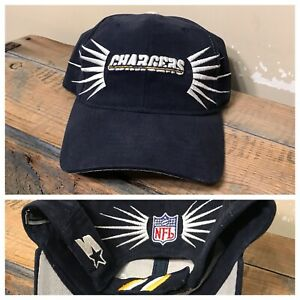 Vintage San Diego Chargers Starter diamond spike Hat The Right Hat NFL football