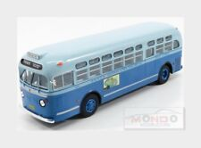 Gm Tdh 3714 Autobus Santa Monica Municipal 1955 2 Tone Blue IXO 1:43 BUS007 Mode