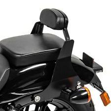 Sissy Bar per Harley Davidson Sportster Forty-Eight 48 10-20 Schienalino nero