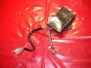 CDI Ignition Unit blackbox Steuergerät Zündung Kokusan CB1204 Yamaha SR 250