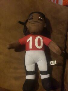 "RG3 Robert Griffin Jr. III REDSKINS BROWNS NFL FOOTBALL 14"" Plush Stuffed"
