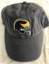 NWOT Michigan Wolverines Football Med. Franchise Style Easy Fit Hat Cap Heisman