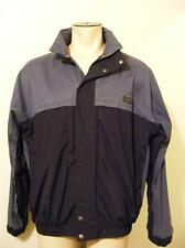 mens SUNICE YANKEE HILL GOLF WATERPROOF BUTTON  ZIP UP jacket coat LARGE CLEAN