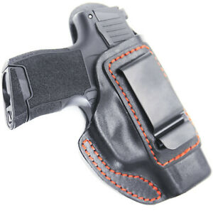 For Sig 365 IWB Leather Holster Right Handed Conceal Carry CCW for SigSauer P365