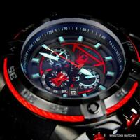 Invicta Marvel Black Widow Bolt Viper 52mm Chronograph Limited Edtn Watch New