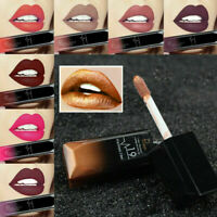 Pudaier 21 Color Women's Matte Lipstick Liquid Lip Gloss Long Lasting Waterproof