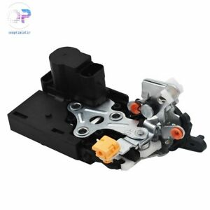 For 01-06 Chevrolet Silverado 1500 Rear Passenger Side Door Lock Actuator