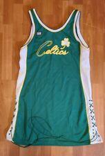 Hardwood Classics NBA Boston Celtics Jersey Women's Dress Size XL X-Large