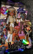 !! RARE !! Bratz Party 2010 10th Anniversary Sasha Fashion Doll VHTF