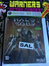 Halo Wars Ltd Edition Russian Ver Microsoft New Xbox 360 Retro #retrogaming Game