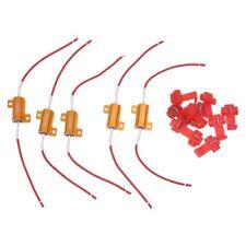5 x 25W 8 Ohm Resistenza di carico per lampeggiante della lampadina auto/mo I8F4