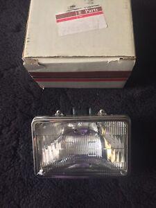 Rolls-Royce Silver Spirit Silver Spur 1981-85 Outer Headlamp LH UD22387 NOS OEM