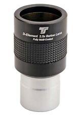 """TS-Optics Triplet APO Barlow Linse 1,25"""" Barlowlinse 2,5x 3-elementig, TSB251"""