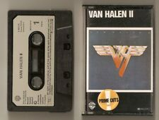 Van Halen  - II  1979  Cassette Tape  - Tested