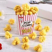 Popcorn Rubber Eraser Cute School stationary Prank Toy Gift Reward Y2Y8 V9C S3J3