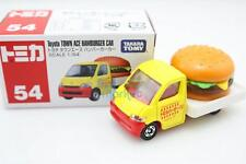 NEW Takara Tomica Tomy #54 Toyota TOWN ACE Hamberger 1/64 Diecast Toy Car Japan