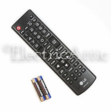 NEW ORIGINAL LG AKB74475455 Remote Control  with Free Batteries