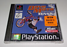 Dave Mirra Freestyle BMX PS1 PS2 PS3 PAL *Sealed*