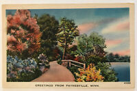 43366 - Greetings From Paynesville, Minnesota MN Postcard