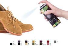 Camoscina spray per rinnovare il colore delle scarpe di camoscio e nabuk 200ML