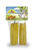 JR Farm Mais Kolben 200 g / Nager Futter /  Maiskolben / Einmalige Versandkosten