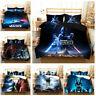 3PCS Star Wars Design Bedding Set Duvet Cover Comforter Quilt Cover Pillowcases
