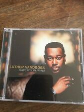 LUTHER VANDROSS - DANCE WITH MY FATHER - CD ALBUM - THE CLOSER I GET TO YOU +