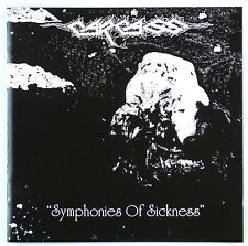 CD - Carcass - Symphonies Of Sickness - A4988 - RAR
