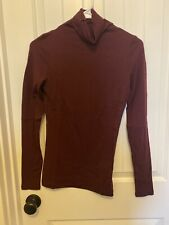 Club Monaco - Julie Turtleneck - Size Small - Color Brown