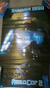 ROBOCOP 2 - MOVIE POSTER 1990 One Stop Posters Orion Pictures