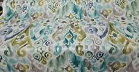 "Linen fabric Ikat design by P/Kaufmann Fabrics 54"" wide, sold by yard"