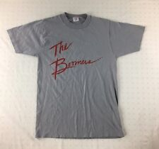 VINTAGE 90s THE BOOMERS TSHIRT ROCK BAND RETRO YYZ JERZEES