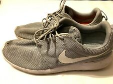 fbf38be0cc732 Mens Nike Roshe Gray Shoes US 11