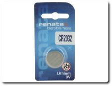 RENATA CR2032  3V LITHIUM COIN CELL BATTERIES