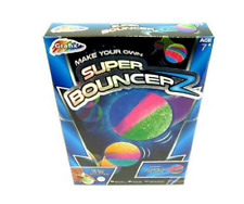 Make Your Own Super Bouncer Glow In The Dark Bouncy Ball Craft Kit !!!