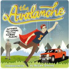 Sufjan Stevens - The Avalanche - 2 x Coloured Vinyl LP (Orange & White) *NEW*