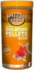 Omega One Medium Goldfish Pellets 8 oz